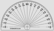 Aprender a medir ángulos