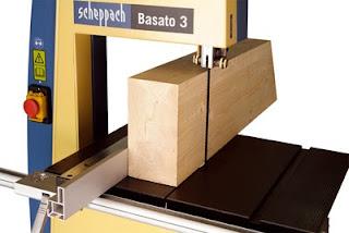 Máy cưa lọng Basato 3-h Vario