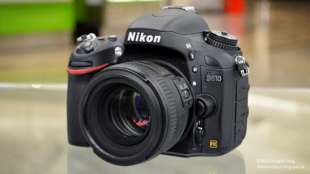 A Thousand Words A Picture: Full Frame Bokeh (Part 1): Nikon D610 ...