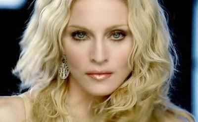 madonna penyanyi wanita barat terkenal