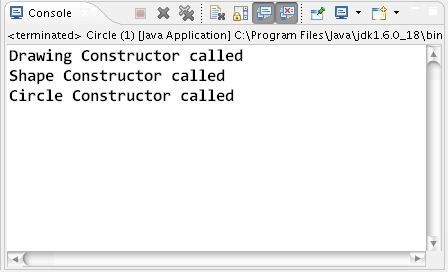 how to write a constructor in java