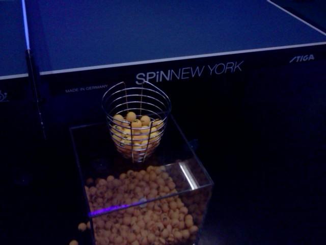 Mhtabletennis the inside on spin new york for Html table inside th