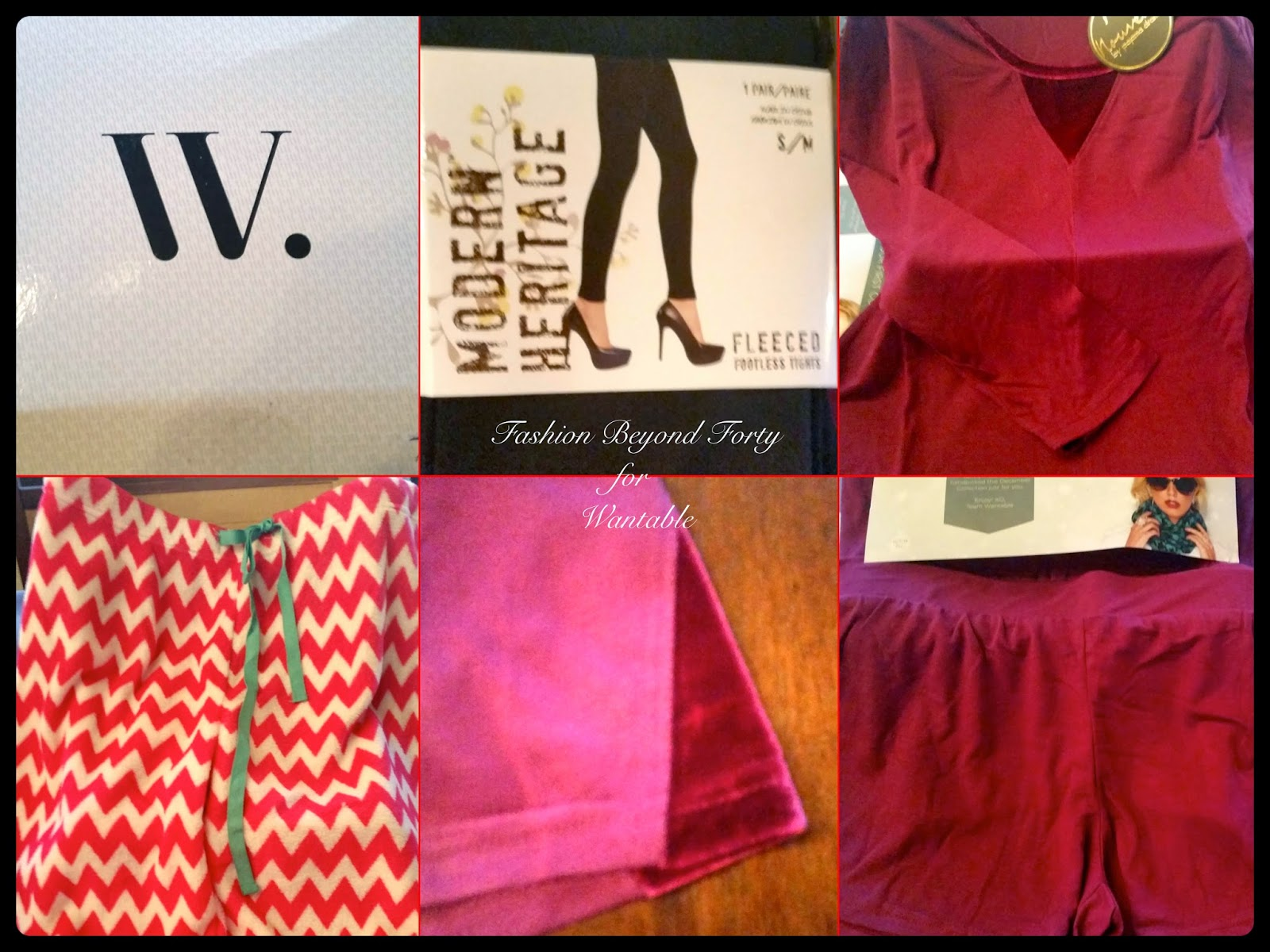 Wantable Intimates  Review on Fashion Beyond Forty