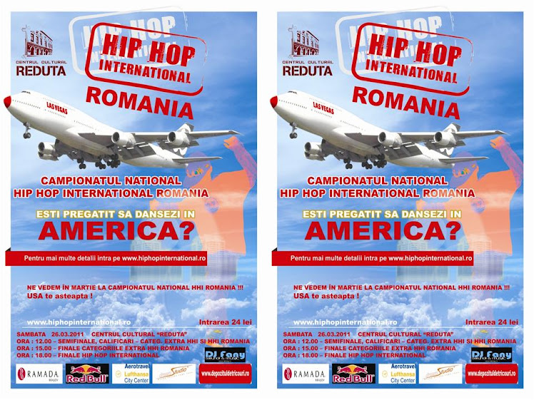 HIP HOP International Romani - Bihor 2011