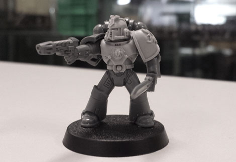 Thousand Sons Spotted Today From Forgeworld