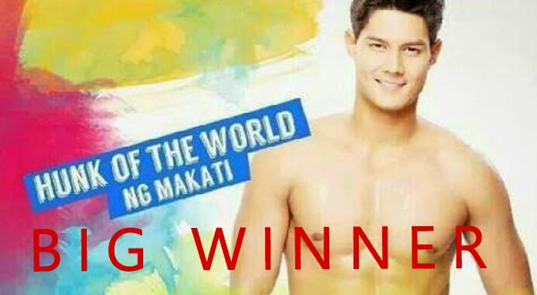 Daniel Matsunaga, named PBB All In Edition's Big Winner