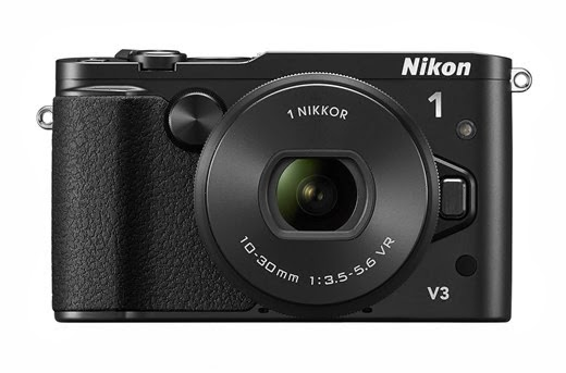 The new Nikon 1 V3 Camera - 13 Mar 2014