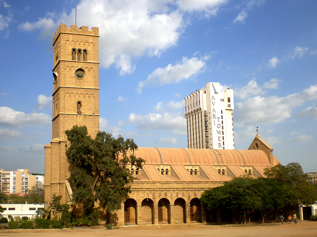 Holy Trinity Church Karachi