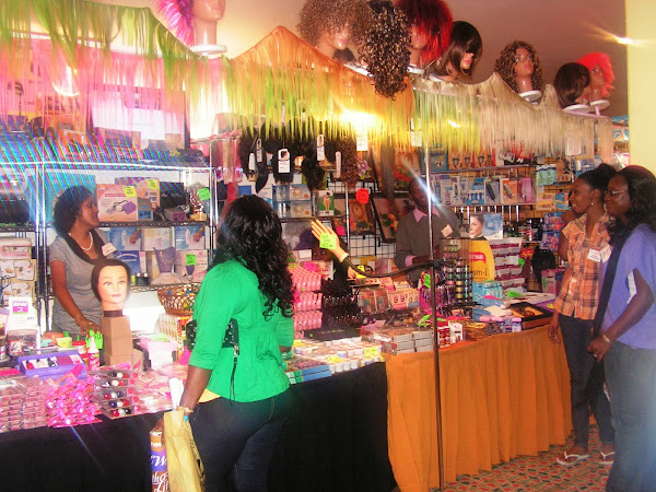 My experience at the T&T Hair and Beauty Trade Show 2013