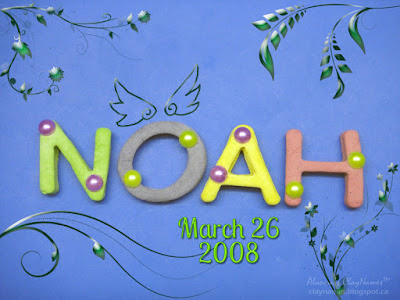 Noah March 26 2008