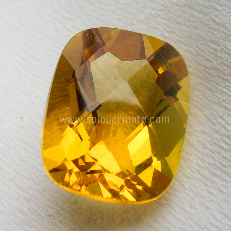 Batu Permata Golden Citrine - SP926