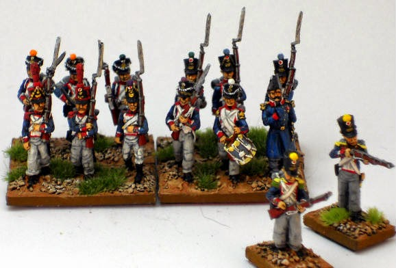 It figures 15mm french 1812 1815 for Portent french translation