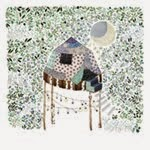 Garden of A Moon Gazer -print