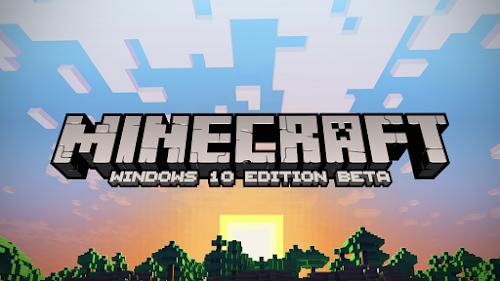 Minecraft para windows 10 bate recorde