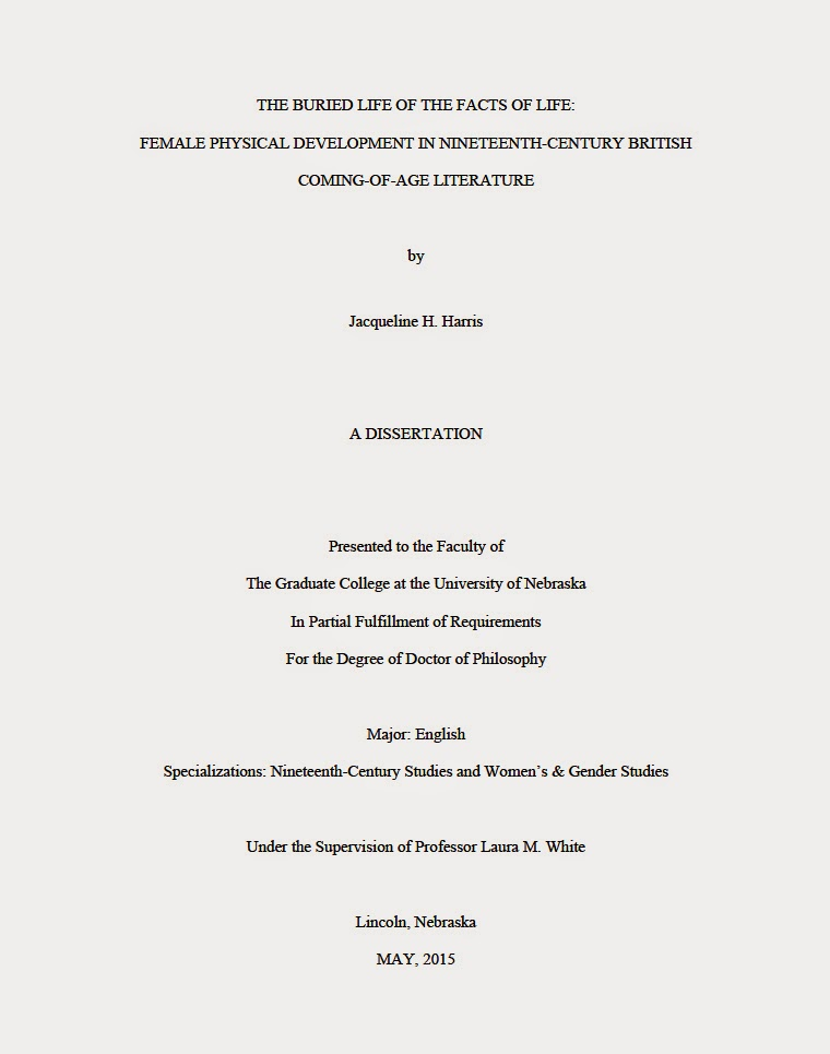 Phd Dissertation Sustainable Development