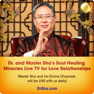 Dr. Sha on Live Stream