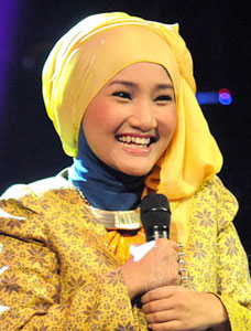 Fatin Sidqia Lubis Biography