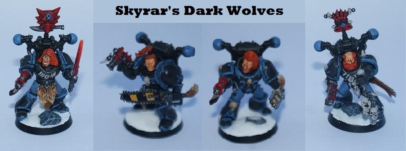 Skyrar's Dark Wolves