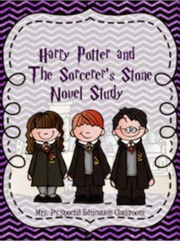 https://www.teacherspayteachers.com/Product/Harry-Potter-The-Sorcerers-Stone-Novel-Study-1668470