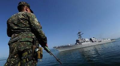 Filipina tuduh China perkuat militernya di Laut China Selatan