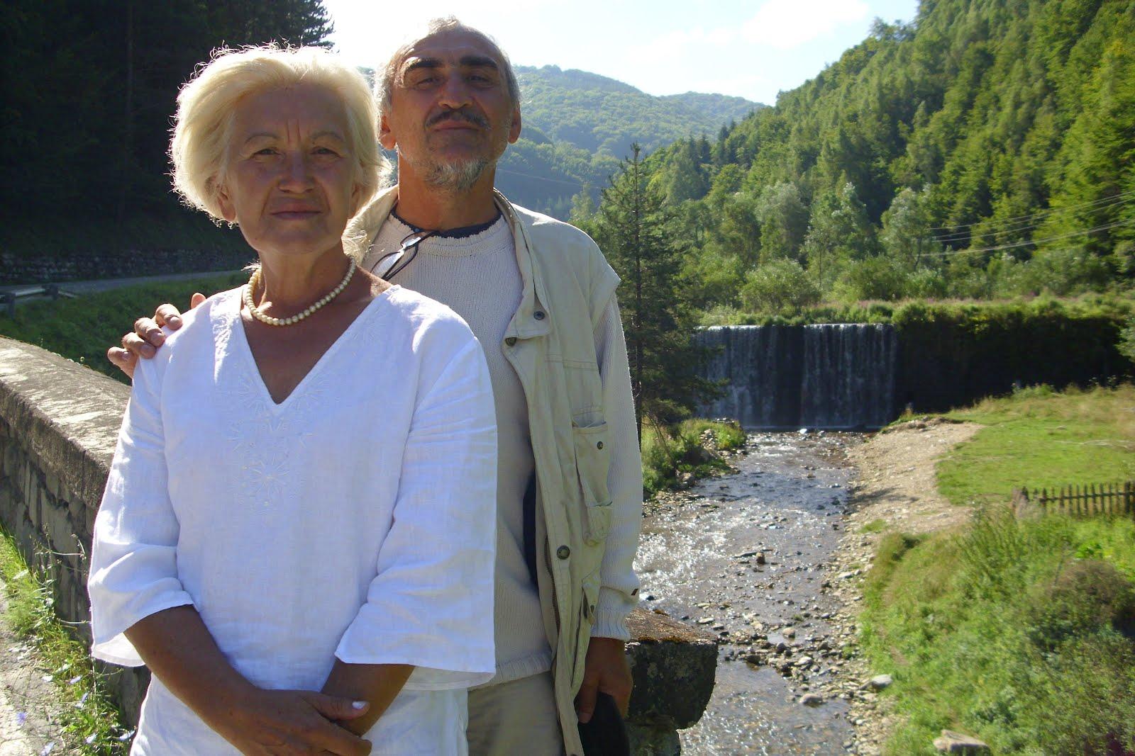Шоле Соколовић, посета Црној Трави, јесен 2014.