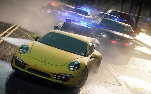 Need for Speed : Most Wanted Limited pc
