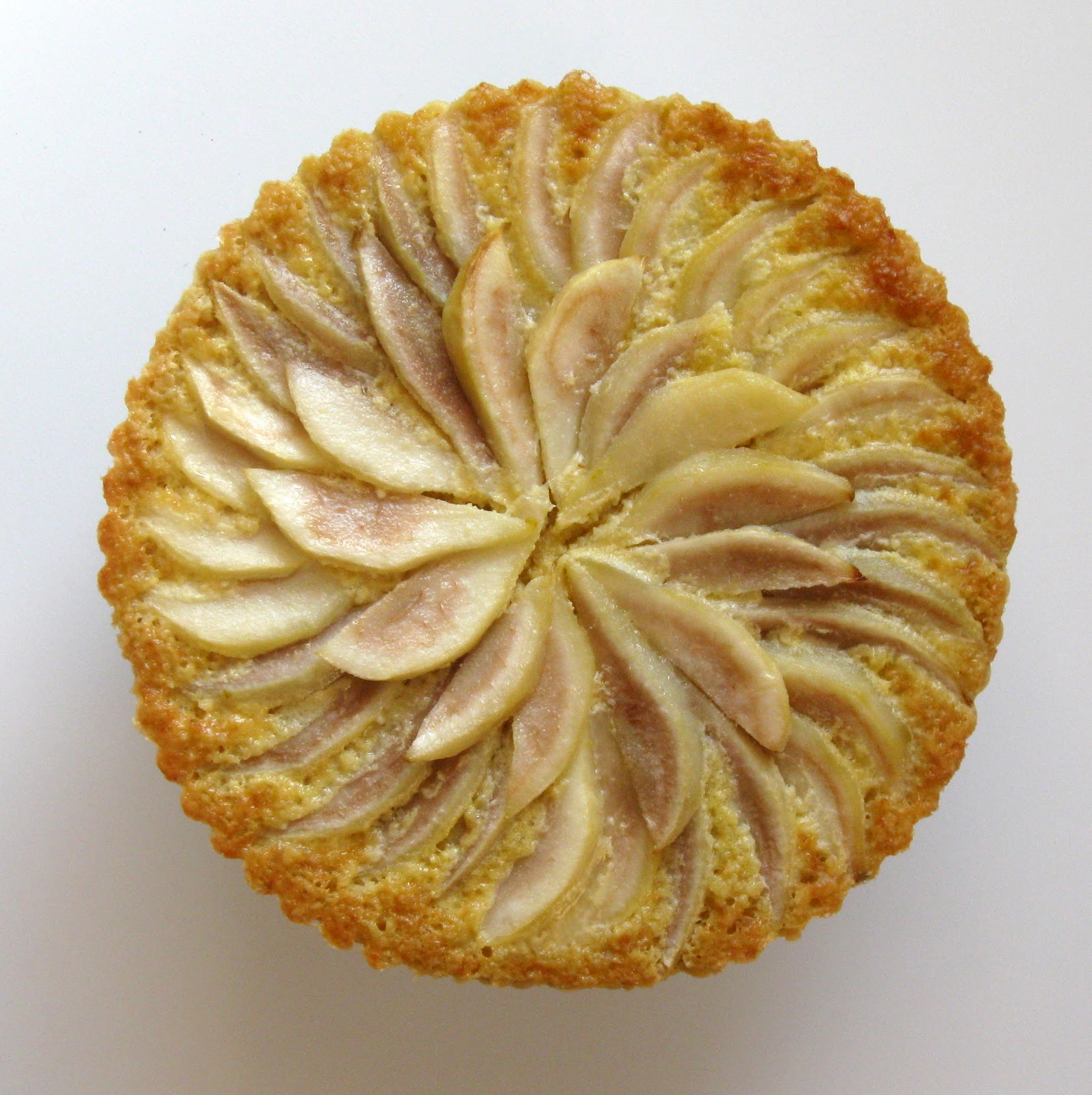 Pear Frangipane Tart | Searching for Dessert