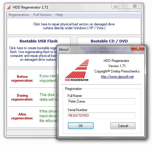 hdd regenerator latest version with crack