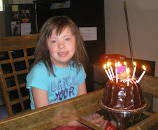 Chloe's 9th Birthday (Chocolate Cake for Breakfast!)