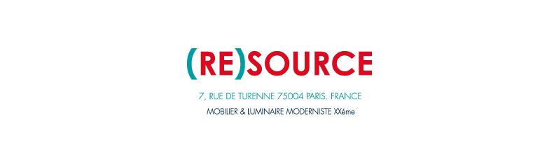 {Re}Source - Mobiler Moderniste XXéme - Vintage Mid-Century Furniture