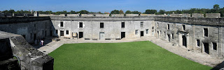 ZZ Top Concert; Greek Food Festival; BINGO; Trail Hike; Get Outdoors Day! 5 Castillo de San Marcos Fort Panorama 5 St. Francis Inn St. Augustine Bed and Breakfast
