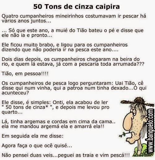 50 Tons de Cinza Caipira