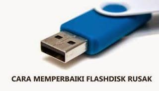 Cara mengatasi flashdisk USB tidak terbaca pada PC dan laptop