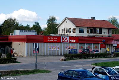 ica, ica nära, butik, affär, kode, kungälv kommun, bohuslän