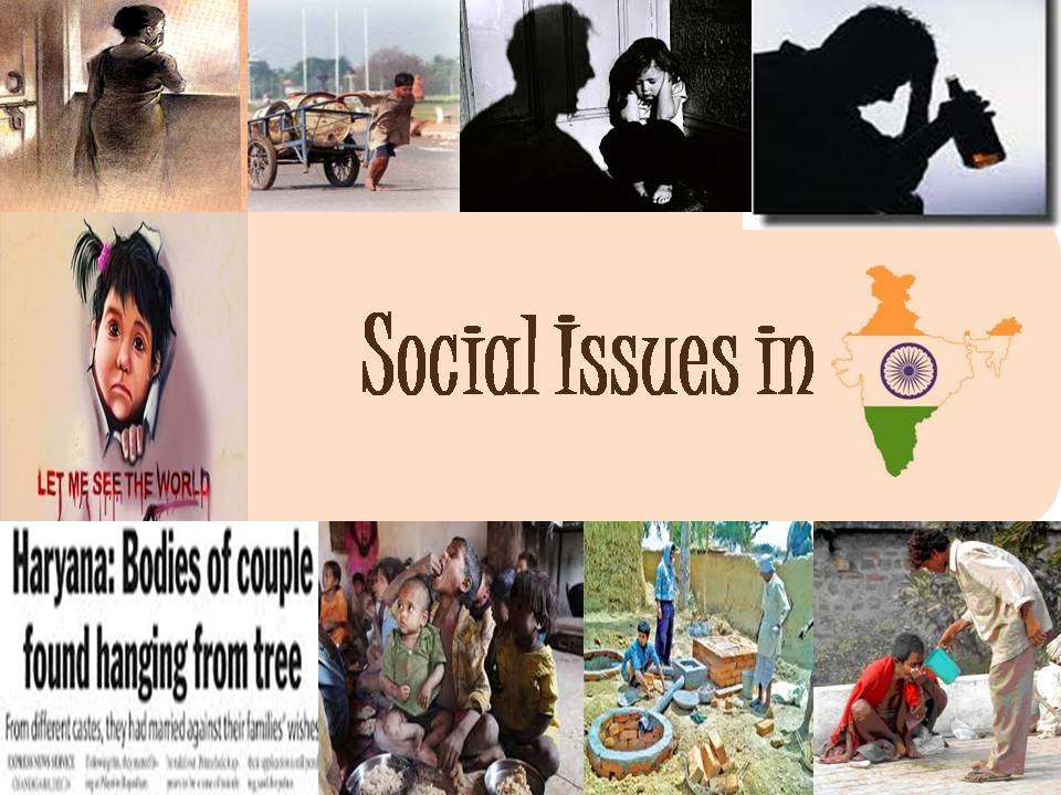 social problem in india A common thread across the spectrum of india's social sector organisations and  the development professionals i have interacted with is a.