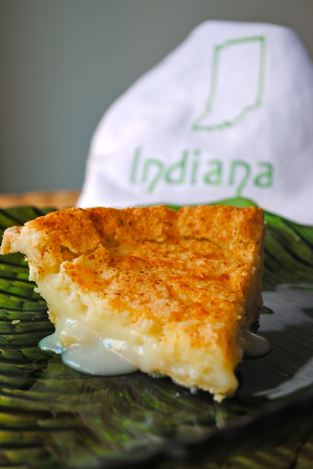Sweet State of Mine: Indiana - Hoosier Sugar Cream Pie
