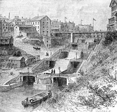 Irish American Museum Presents Erie Canal Exhibit