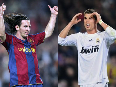 Poto Messi On Lionel Messi Vs Cristiano Ronaldo Crunch Reports