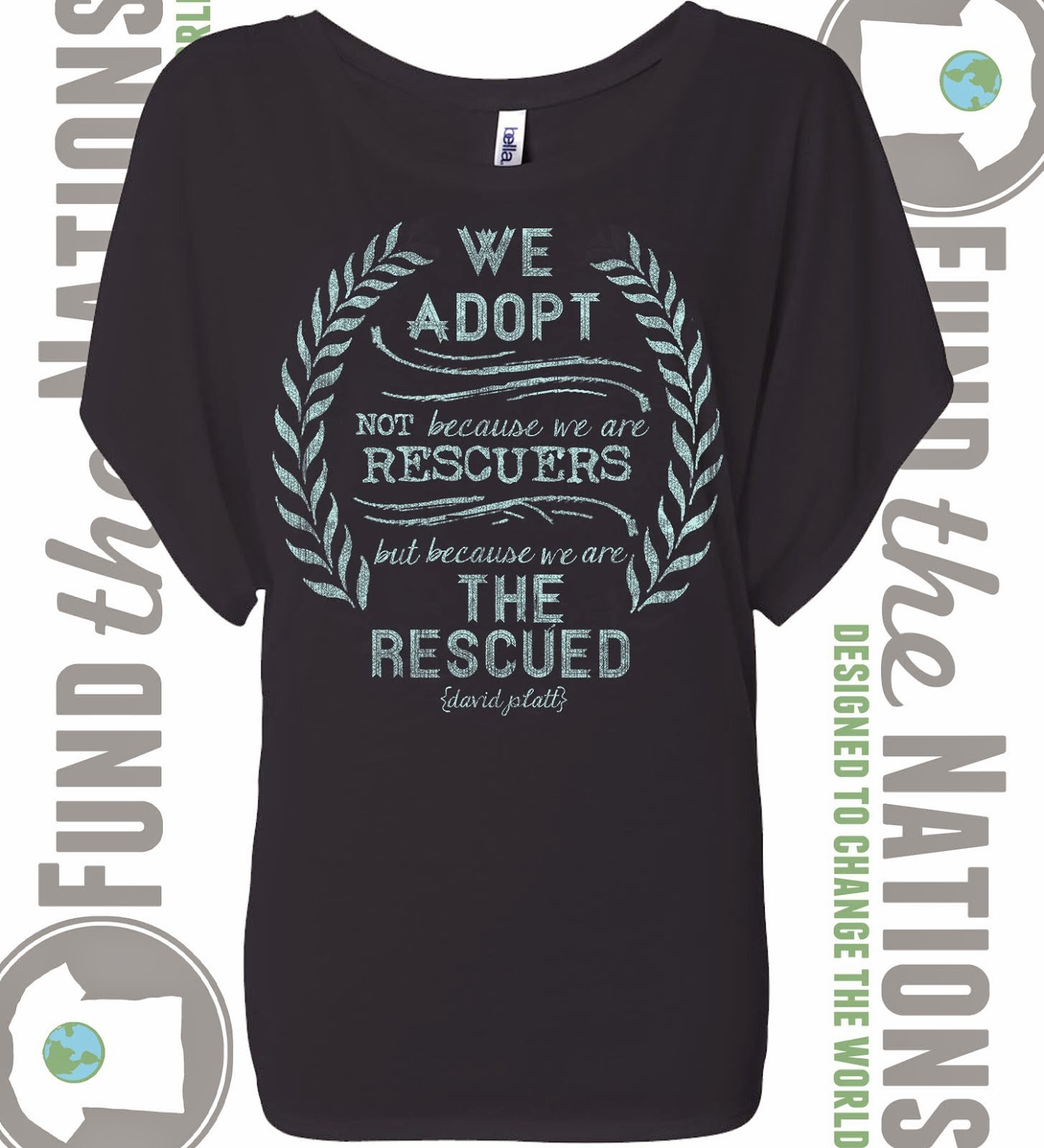 """The Rescued"" Dolman"