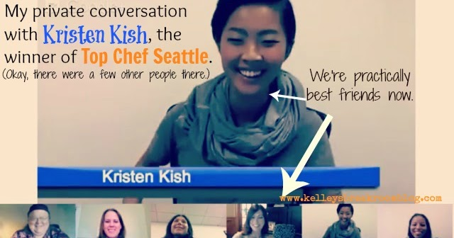 My Private Conversation With Kristen Kish The Winner Of