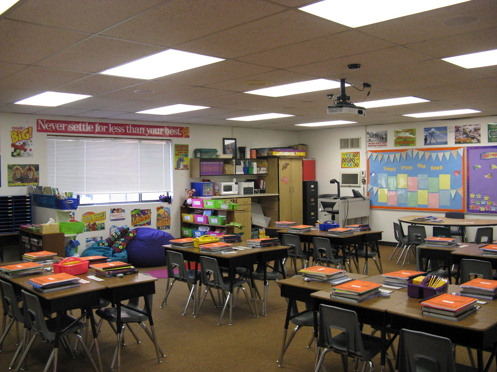 Third Grade Classroom Design Ideas : Classroom compulsion my room is finally finished