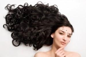 Tips for hair shine ..