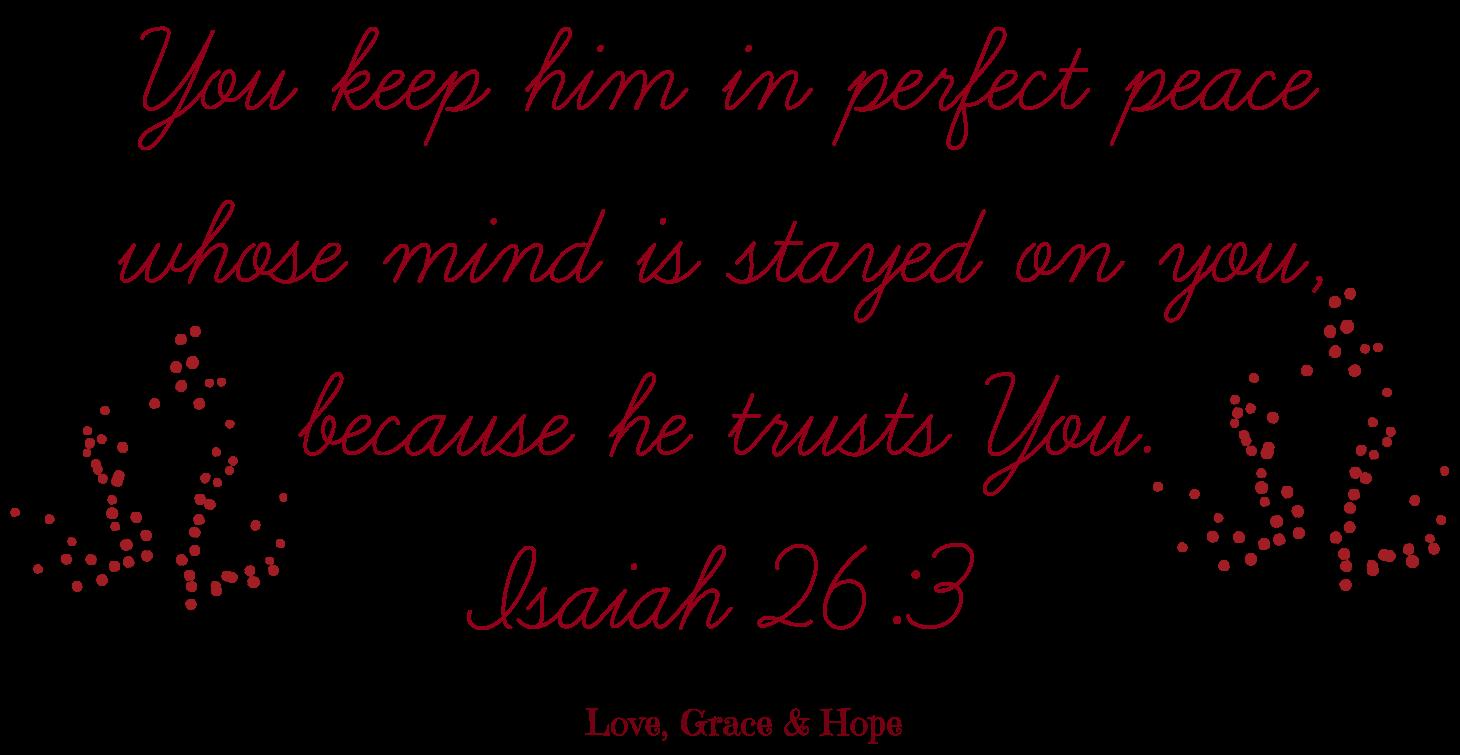 isaiah 26 3 abide