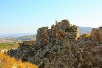 Castell de Benissili ( Vall de Gallinera )
