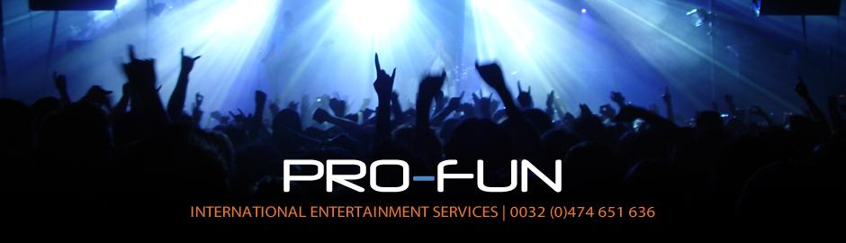 Pro-Fun Entertainment Services
