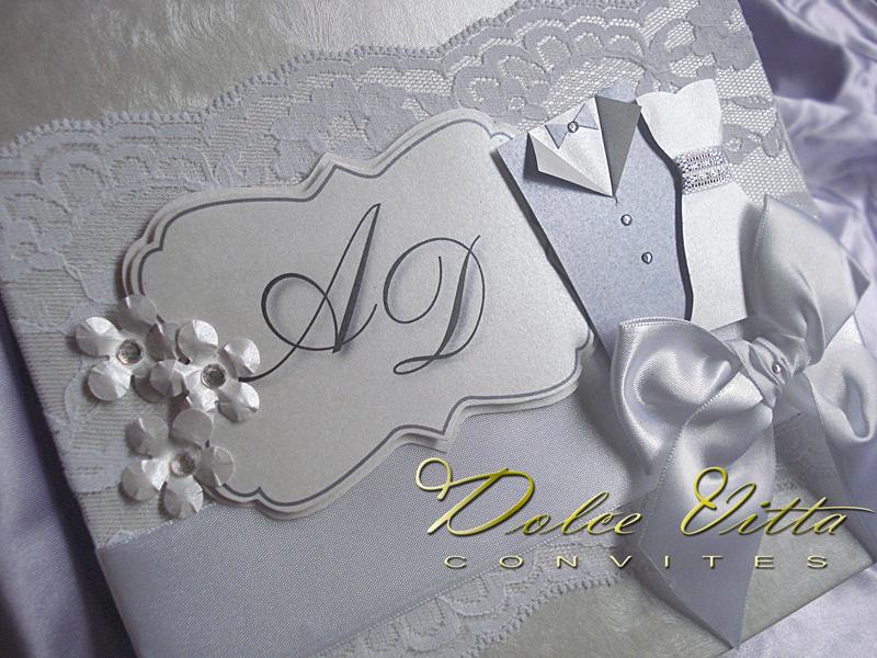 By Suellen Moreno Convite Especial Para Padrinhos Modelo Box