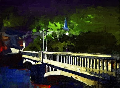Pont de Bossòst (Jaume Maria Ferreres)