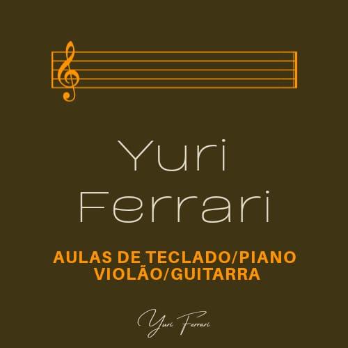 Yuri Ferrari Aulas de Música