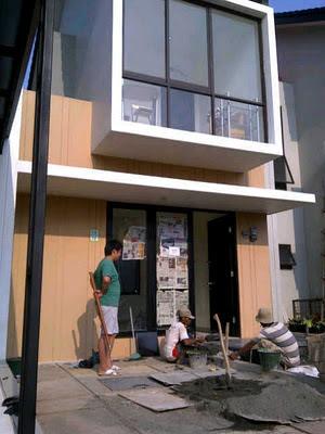 Rumah diSEWAKAN MURAH DI Komplek Casa Jardin JAKARTA BARAT