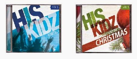 his kidz  vol  2 and chrstmas cd